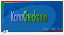 Kana Checksum